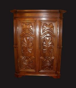 ARS ANTIQUA -  - Armoire Ling�re