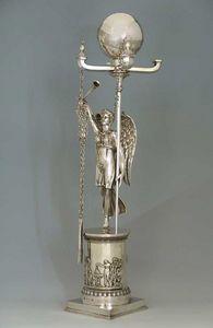 Dario Ghio Antiquites -  - Lampe � Huile
