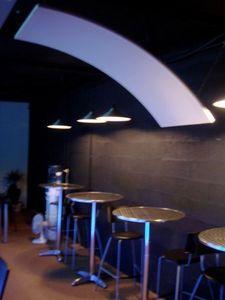 SOLTTO - cintrée - Dalle De Plafond