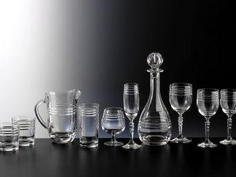 Cristallerie de Montbronn - carlton - Service De Verres