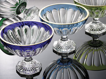 Cristallerie de Montbronn - baronne - Coupe D�corative