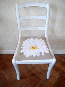 Creations Florence Mignot -  - Peinture Tissu