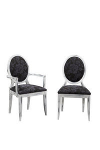 Julio Sanz Decoracion - luka - Chaise M�daillon