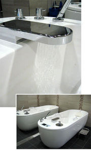 Dalesauna - hydro baths - Baignoire Baln�o