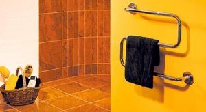 Devi - devirail? electric towel rails - Porte Serviettes Chauffant