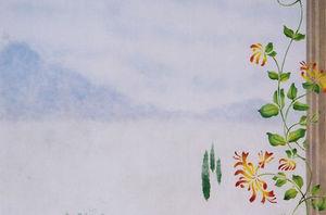 Beaumont  Angela -  - Fresque