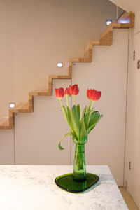 Hyland Furniture - stairs - Escalier Droit