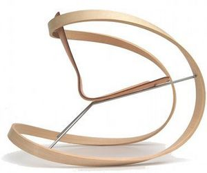 Katie Walker Furniture - the ribbon rocking chair - Rocking Chair