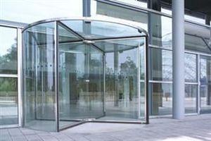 Kaba Door Systems -  - Porte D'entrée Rotative