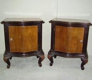 Wessex Antique Bedsteads -  - Table De Chevet