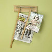 Newsgripper - caf� style - Baguette � Journaux