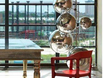 WORKSHOPDESIGN - mirror ball - Lampadaire