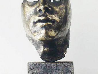 AURALINE - masque diego - Sculpture