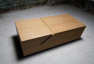 RENDEP -  - Table Basse Avec Plateau Escamotable