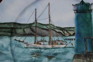 La Timonerie Antiquités marine -  - Marine
