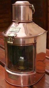 La Timonerie Antiquités marine -  - Lanterne D'extérieur