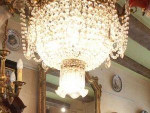 Art & Antiques - lampes / lustres - Lustre