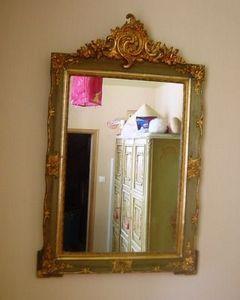 Art & Antiques - miroir napoléon iii - Miroir