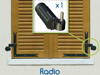 Wimove - kit motorisation volets battants droit wibat radio - Automatisme Et Motorisation Pour Volet