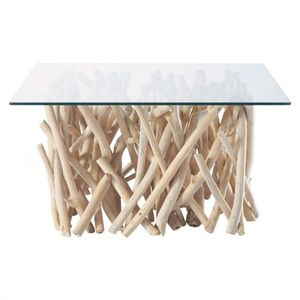 Maisons du monde - table basse rivage - Table Basse Rectangulaire