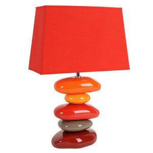 Maisons du monde - lampe galet provence - Lampe � Poser