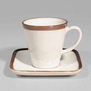 Maisons du monde - tasse à café allure ivoire - Tasse À Café