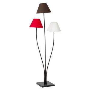 Maisons du monde - lampadaire triple ernest - Lampadaire