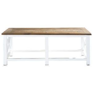 Maisons du monde - table basse sologne - Table Basse Rectangulaire