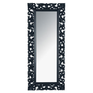 Maisons du monde - miroir rivoli noir 80x190 - Miroir