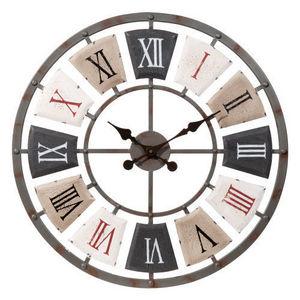 Maisons du monde - horloge lanilys - Horloge Murale