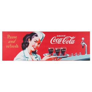 Maisons du monde - toile coke refresh petit modèle - Tableau Décoratif