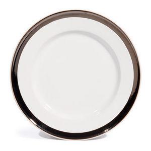 Maisons du monde - assiette à dessert orion blanche - Assiette À Dessert