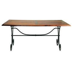 MAISONS DU MONDE - table à dîner rectangle lubéron - Table De Repas Rectangulaire