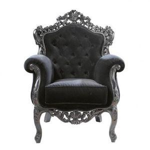 Maisons du monde - fauteuil barocco - Fauteuil