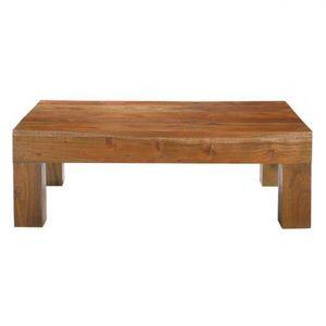 Maisons du monde - table basse ceylan - Table Basse Rectangulaire