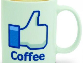 Manta Design - mug design i like coffee - Mug