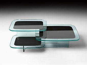Fiam - paesaggi - Table Basse Forme Originale