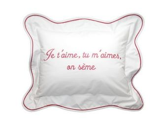 BY MATAO -  - Coussin Enfant