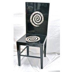 Salvanne Original - noir - Chaise Visiteur