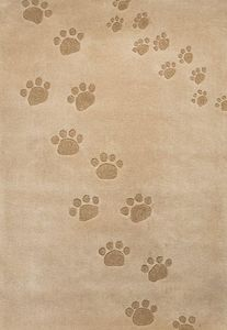 ART FOR KIDS - empreintes - Tapis Enfant