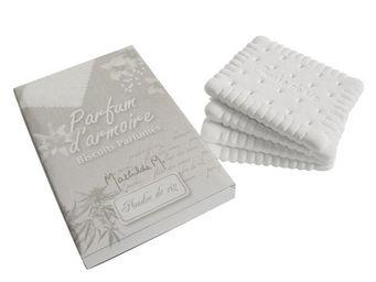 Mathilde M - parfum d'armoire biscuits parfumés, parfum marqui - Parfum D'intérieur