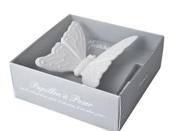 Mathilde M - grand papillon, parfum marquise - D�coration De Table