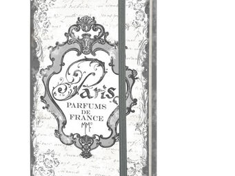 Mathilde M - carnet 90 pages paris parfum de france - Carnet De Notes