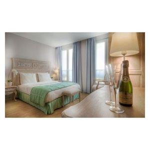 DECO PRIVE - tete de lit en bois ceruse modele catalane 160 cm - Tête De Lit