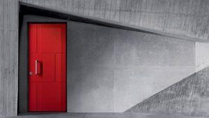 Silvelox - ritz slot - Porte D'entrée Pleine