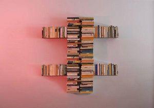 TEEBOOKS - double croix - Bibliothèque