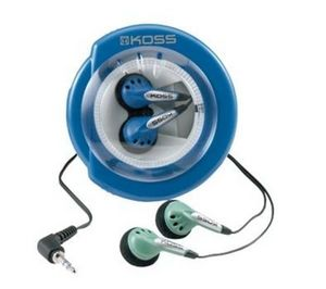 KOSS - pack de 2 casques couleur + bote de rangement bdz1 - Casque Audio