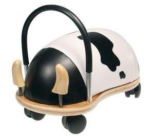 WHEELY BUG - porteur wheely bug vache - petit modle - Trotteur