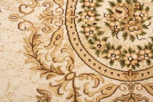 NAZAR - tapis hayat 80x300 cream - Tapis Traditionnel