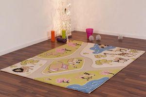 NAZAR - tapis amigo 133x190 zoo - Tapis Enfant